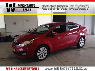Used 2013 Kia Rio EX|LOW MILEAGE|SUNROOF|BLUETOOTH|29,408 KMS for sale in Cambridge, ON