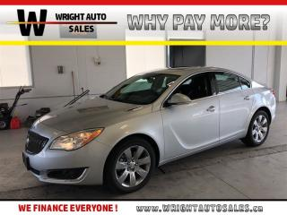 Used 2017 Buick Regal Premium I|NAVIGATION|LEATHER|SUNROOF|2,825 KMS for sale in Cambridge, ON