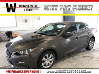 Used 2015 Mazda MAZDA3 GX|BLUETOOTH|LOW MILEAGE|43,731 KM for sale in Cambridge, ON