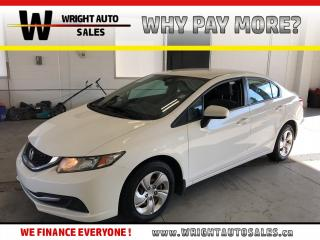 Used 2014 Honda Civic LX|BLUETOOTH|KEYLESS ENTRY|106,739 KMS for sale in Cambridge, ON
