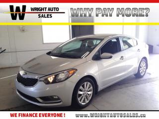Used 2016 Kia Forte LX+|LOW MILEAGE|BLUETOOTH|34,890 KMS for sale in Cambridge, ON