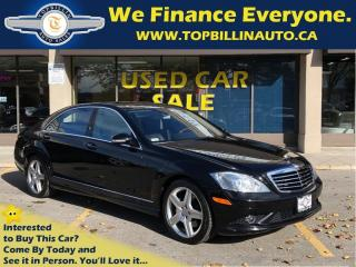Used 2009 Mercedes-Benz S-Class S550 4Matic, Night Vision for sale in Vaughan, ON