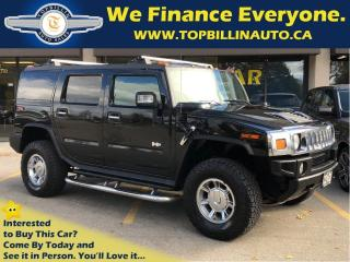 Used 2007 Hummer H2 4X4 for sale in Vaughan, ON