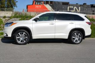 Used 2015 Toyota Highlander XLE 7 Passenger AWD for sale in Vancouver, BC
