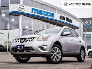 Used 2013 Nissan Rogue SL, FINANCE AVAILABLE, ALLOY WHEELS,HEATED SEATS for sale in Mississauga, ON