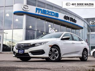 Used 2017 Honda Civic LX, ONE OWNER, FINANCE AVAILABLE for sale in Mississauga, ON