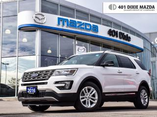 Used 2016 Ford Explorer XLT, NO ACCIDENTS, FINANCE AVAILABLE for sale in Mississauga, ON