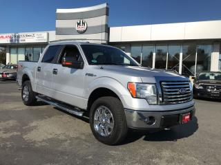 Used 2010 Ford F-150 XLT XTR 4WD for sale in Langley, BC