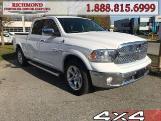 Used 2017 RAM 1500 Laramie for sale in Richmond, BC
