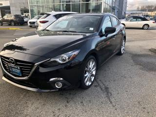 Used 2014 Mazda MAZDA3 GT-SKY at for sale in North Vancouver, BC