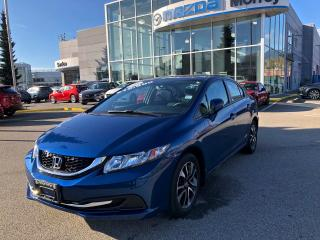 Used 2015 Honda Civic Sedan EX for sale in North Vancouver, BC