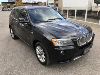 Used 2013 BMW X3 AWD 4dr 28i for sale in Toronto, ON