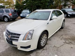 Used 2010 Cadillac CTS Wagon 5dr Wgn 3.0L AWD, no accidents for sale in Halton Hills, ON