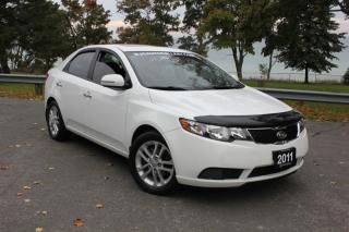 Used 2011 Kia Forte 4DR SDN EX for sale in Oshawa, ON