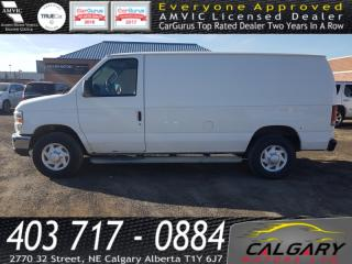 Used 2008 Ford Econoline Cargo Van E-250 for sale in Calgary, AB