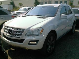Used 2011 Mercedes-Benz ML-Class 4MATIC|BlueTEC|Accident Free|Financing Available for sale in Mississauga, ON