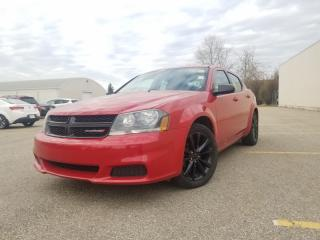 Used 2013 Dodge Avenger 4DR SDN for sale in Edmonton, AB