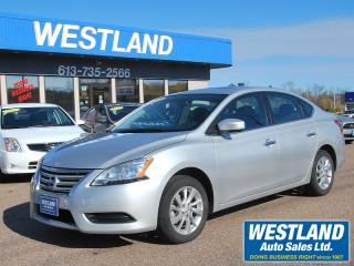 Used 2015 Nissan Sentra SV for sale in Pembroke, ON