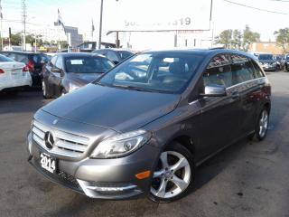 Used 2014 Mercedes-Benz B-Class B250 Navigation/Pano Roof/Camera/Leather for sale in Mississauga, ON