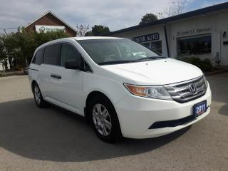 Used 2011 Honda Odyssey LX for sale in Waterdown, ON