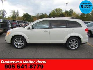 Used 2013 Dodge Journey R/T  AWD NAV CAM LEATHER 8.4 -TOUCH U-CONNECT BT 19