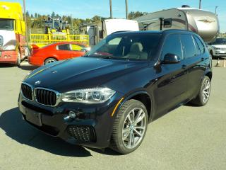 Used 2014 BMW X5 Diesel xDrive35id for sale in Burnaby, BC