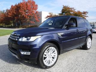 Used 2014 Land Rover Range Rover Sport HSE 3.0L V6 Supercharged for sale in Burnaby, BC