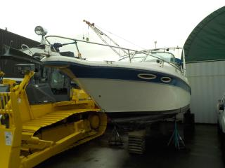 Used 1993 Searay 27 Foot Boat with Cuddy for sale in Burnaby, BC