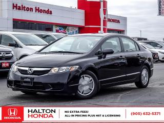 Used 2009 Honda Civic DX-G for sale in Burlington, ON