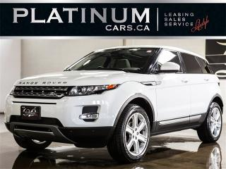 Used 2015 Land Rover Range Rover Evoque Pure Premium Range Rover Evoque for sale in Toronto, ON