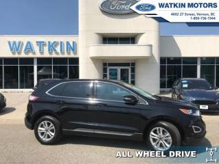 Used 2017 Ford Edge SEL for sale in Vernon, BC