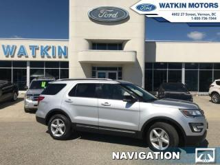 Used 2017 Ford Explorer XLT for sale in Vernon, BC