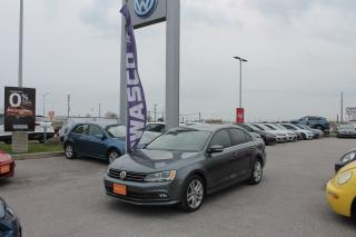 Used 2015 Volkswagen Jetta 2.0 TDI Highline | KESSY Keyless Access!! for sale in Whitby, ON
