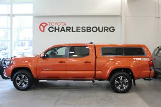 Used 2016 Toyota Tacoma TRD Sport V6 for sale in Québec, QC