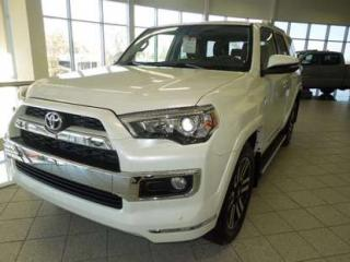 Used 2018 Toyota 4Runner Ltd 5 Passagers for sale in Terrebonne, QC