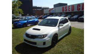 Used 2011 Subaru Impreza WRX STi STI ~ TURBO ~ 6 SPEED MANUAL ~ for sale in Toronto, ON