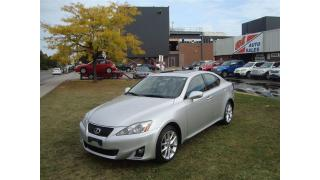 Used 2012 Lexus IS 250 ~ AWD ~ EXTRA CLEAN ~ CERTIFIED ~ for sale in Toronto, ON
