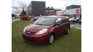 Used 2009 Toyota Sienna CE 7 Passenger ~ CERTIFIED ~ for sale in Toronto, ON