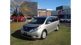 Used 2015 Toyota Sienna XLE 7 Pass. ~ AWD ~ NAVIGATION ~ LEATHER ~ for sale in Toronto, ON
