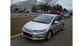 Used 2010 Honda Insight LX ~ HYBRID ~ GOOD ON GAS ~ CERTIFIED ~ for sale in Toronto, ON