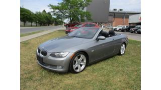 Used 2007 BMW 335i ~ TWIN TURBO ~ HARD TOP ~ FUN TO DRIVE for sale in Toronto, ON