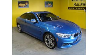 Used 2014 BMW 435i xDrive ~ M-Package ~ EXTRA CLEAN ~ AWD ~ for sale in Toronto, ON