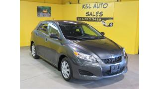 Used 2014 Toyota Matrix ~ Certified ~ Very clean ~ Low KM for sale in Toronto, ON