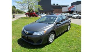 Used 2012 Toyota Camry LE ~ NAVIGATION ~ BACK-UP CAM. ~ BLUETOOTH ~ for sale in Toronto, ON