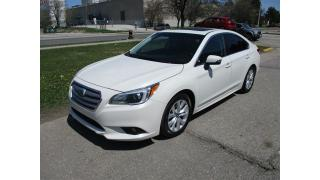 Used 2015 Subaru Legacy 3.6R ~ Touring Package ~ Mint Condition for sale in Toronto, ON