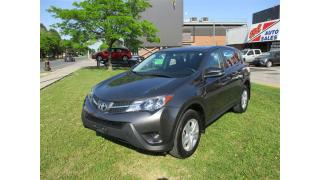 Used 2014 Toyota RAV4 LE ~ EXTRA CLEAN ~ BLUETOOTH ~ CERTIFIED for sale in Toronto, ON