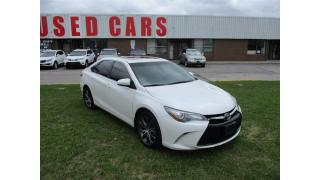 Used 2015 Toyota Camry XSE ~NAVI~SUNROOF~BSM~BACK-UP CAM for sale in Toronto, ON