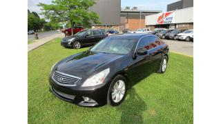 Used 2011 Infiniti G37 X ~ AWD ~ LEATHER ~ SUNROOF for sale in Toronto, ON