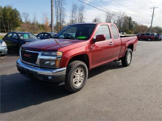 Used 2011 GMC Canyon SLT 4x4 169k  5cyl safetied SLT for sale in Madoc, ON