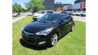 Used 2014 Hyundai Veloster Tech~NAVI~BACK-UP CAM~SUNROOF for sale in Toronto, ON